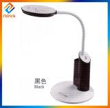 La manera diseñó el vector de la lámpara del LED con la lupa, tres pasos de progresión que amortiguaban