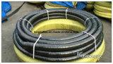 Manguito de goma de alta presión multiusos 150psi de la succión y de la descarga del fango del petróleo del agua