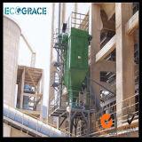 Collettore di polveri del ciclone dell'alloggiamento del sacchetto filtro della polvere del laminatoio del cemento