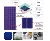 Painel 5W solar poli laminado vidro