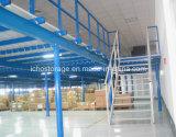 Heavy Duty Estrutura Aço Plataforma Piso Mezanino