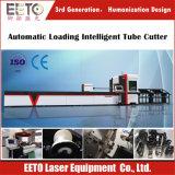 Máquina de corte por laser de tubo de 3m / 6m / 9m / 12m com sistema de carregamento automático
