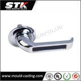 가구 (STK-ZDD0007)를 위한 아연 합금 주물 문 손잡이/문 기계설비