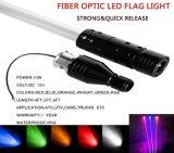 4FT 5FT 6FT 신속 이탈 ATV UTV LED 깃발 빛 - 유효한 6개의 색깔