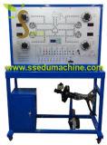 Full-Automatic Spray-Radierungs-Maschine Schaltkarte-Produkt-Maschinen-Ausbildungsanlageen