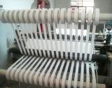 Alto derretimiento caliente impreso adhesivo Kraft de la insignia de cinta de papel