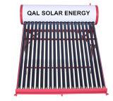 calefator de água 200L térmico solar
