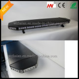 Negro pintado barra de luces Chasis de aluminio de Vehículos de Emergencia