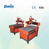 Heißer Verkaufs-hohe Präzisions-Steppermotor, der CNC-Ausschnitt und Gravierfräsmaschine mit Dw 1212 Modell bekanntmacht