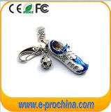 Movimentação por atacado da pena do USB dos esportes da movimentação do flash do USB da forma da sapata (EM618)
