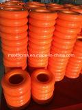 Roda da espuma do plutônio do Wheelbarrow da fábrica 350-8 de China
