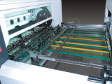 Máquina de corte de cama plana completamente automática
