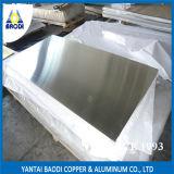Plaat 5052 5083 5754 van het aluminium