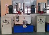 Unidad de mezcla de refrigeración de calefacción y mezclador de plástico caliente y frío