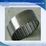 製造の良質のステンレス鋼の金網スクリーンの石油フィルターシリンダー
