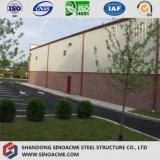 Профессиональное здание стальной структуры для гаража