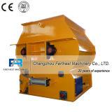 Máquina gêmea do misturador do moinho de alimentação dos peixes da pá do eixo