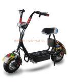 Vespa eléctrica de dos ruedas para los adultos, como la bici del motor