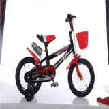 12インチ中国のための子供の自転車は新式の安い鋼鉄子供に3 5歳のためのバイクをした