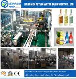 La botella del animal doméstico de la botella de cristal carbonatada bebe la máquina de rellenar del zumo de fruta de la bebida