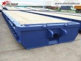 Rimorchio del RO/RO utilizzato molo terminale/rimorchio di Mafi con la piattaforma di legno