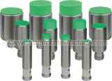(Cylinder Type) 6 / 12 / 18 / 30 Mm Inductive Proximity Sensor with CE Certificates