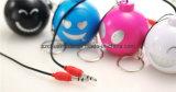 Haut-parleur portatif de cadeau promotionnel sans fonction de Bluetooth