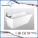 Bañera libre inconsútil de acrílico pura del cuarto de baño (AB6505)