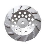 다이아몬드 소형 기계를 위한 가는 컵 바퀴