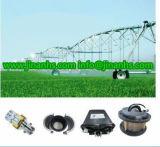 전기 중심 선회축 관개 시설 또는 옆 움직임 선형 농업 물뿌리개 관개