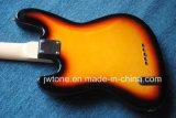 гитара Sunburst джаза цвета 5string электрическая басовая
