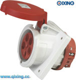 63A Three Phase Industrial Socket с CE Certification (QX1155)