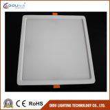 2016 quadratische LED Instrumententafel-Leuchte mit rückseitiger Beleuchtung 24 W (7W-32W)