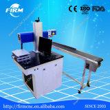 セリウムの供給の非金属のための熱い販売のレーザープリンターによる印刷の二酸化炭素レーザーのマーキング機械