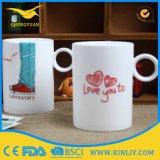 Tazza di ceramica Drinkware del caffè Midnight di disegno semplice 14 once