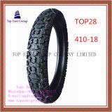 Lange Lebensdauer, Superqualitätsmotorrad-inneres Gefäß und Motorrad-Reifen mit 410-18