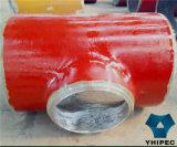 D'acciaio Confinare-Welding Seamless Pipe Fitting Tee (acciaio legato)