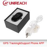 Perseguidor del GPS con el APP libre para IOS/el androide (MT60)