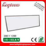 140lm/W, 80W, luz del panel de 1200*600m m LED con 5 años de garantía