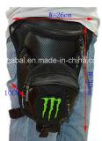 Deportes impermeables de la motocicleta que completan un ciclo el bolso de la pierna del paquete de la cintura