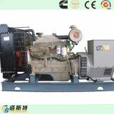 Jogo de gerador elétrico Soundproof do motor Diesel da prima 200kw com potência do diesel de Cummins Engine 250kVA