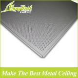 Het Akoestische Aluminium Geperforeerde Comité van uitstekende kwaliteit van het Plafond