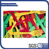 Recipiente de alimento plástico (Spoon&Fork)