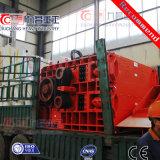 Rollen-dreistufige Zerkleinerungsmaschine der Bergbau-Zerkleinerungsmaschine-4pg vier für Kalkstein