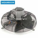 500 ventiladores axiais para a ventilação de exaustão