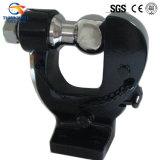 Récepteur noir modifié Ballmount d'accrocs de remorque de couleur