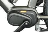 """アルミ合金26の""""インチBafangはモーター電気バイクを中間運転する"""