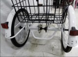 "20 "" Rear Basketの鋼鉄Cheap Three Wheel Bikes"