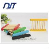 Regali Loverly del supporto Handmade di legno puro variopinto del sapone