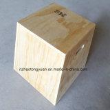 Plyoの木箱の練習装置